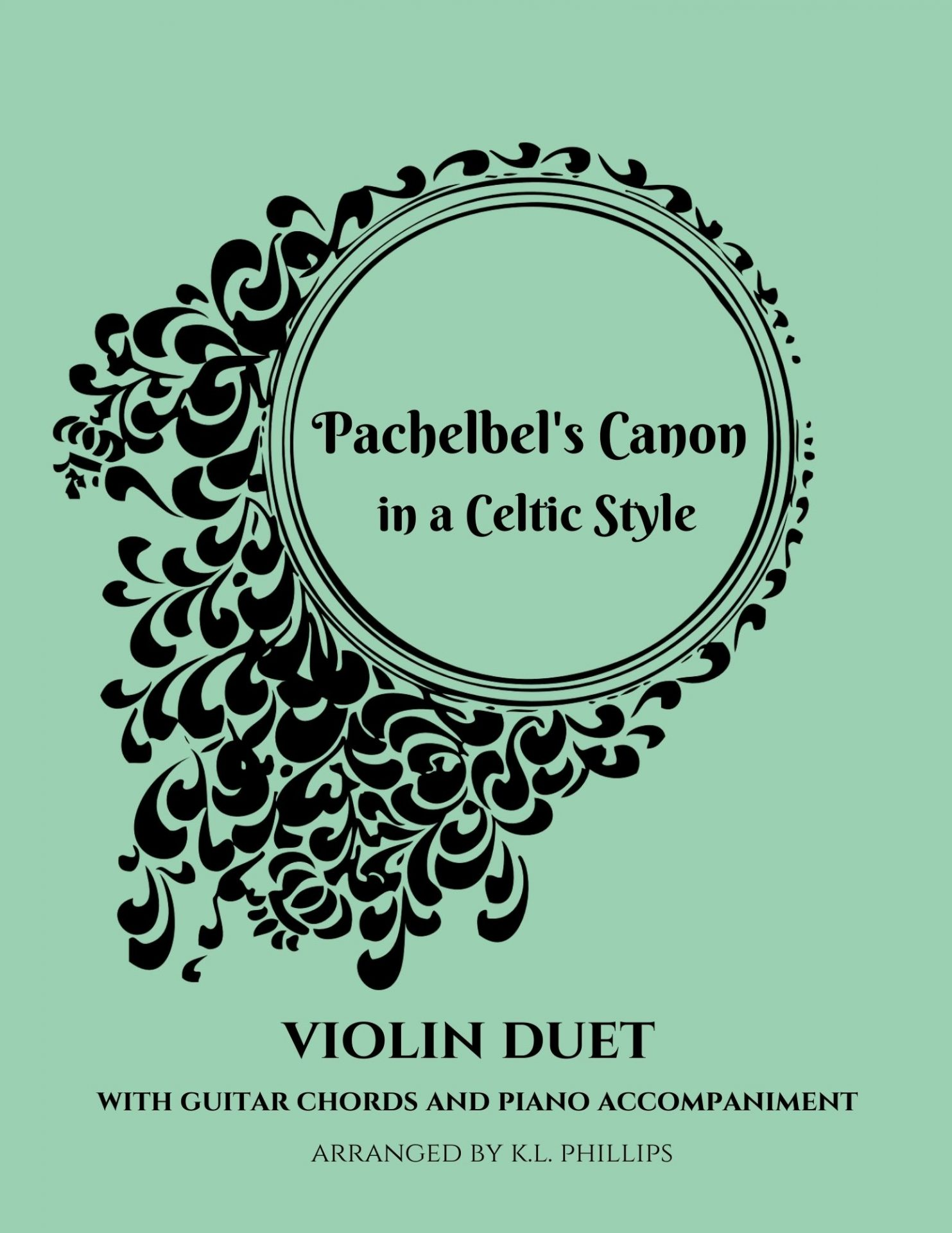 Pachelbel's Canon in a Celtic Style - Violin Duet