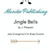 Jingle Bells - Jazz Arrangement for Brass Quartet