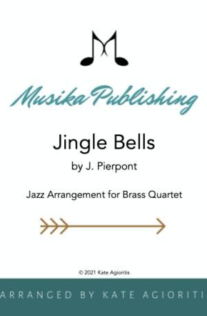 Jingle Bells – Jazz Arrangement for Brass Quartet