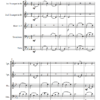 Divinum Mysterium (Of The Father's Love Begotten), for Brass Quintet