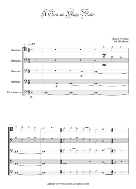 Bassoon5 GAMW 1
