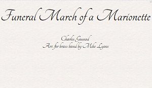 Brass Band – Funeral March of a Marionette