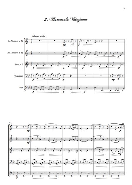 four mendelssohn songs 2