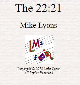 Brass Septet – The 22:21