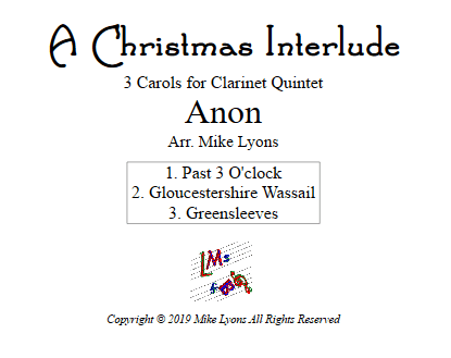 christmas interlude Cl
