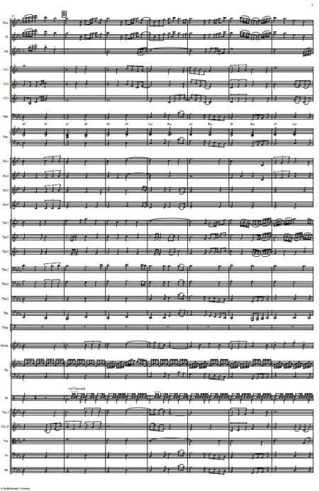 557 A Joyful Sound Orchestra SAMPLE page 003