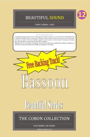 No.12 Beautiful Sound (Bassoon)