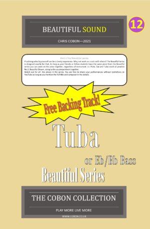 No.12 Beautiful Sound (Tuba, Eb Bass or Bb Bass)