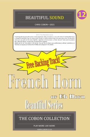No.12 Beautiful Sound (French Horn or Eb Horn)